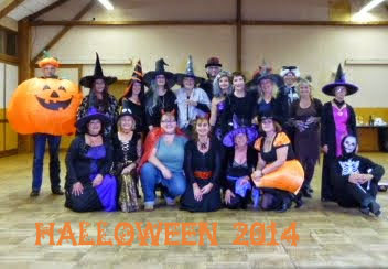 halloween 2014 groupe